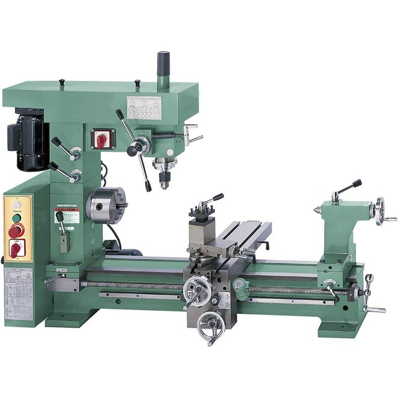 Granite800 Lathe Mill Combo Lathe By Maxnovo Machine