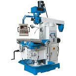 64 X 14 Turret Milling Machine