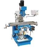 49 X 13 Turret Milling Machine